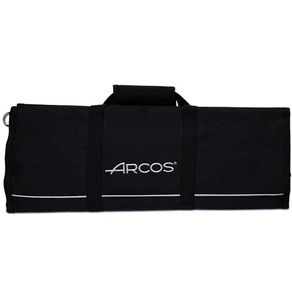 knife bag 12 piece arcos. Black Bedroom Furniture Sets. Home Design Ideas