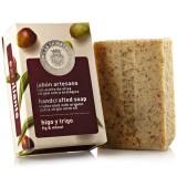 Handcrafted Soap 'Exfoliating' Fig & Wheat - La Chinata