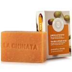 Handcrafted Soap 'Toning' Grapefruit & Lemon - La Chinata