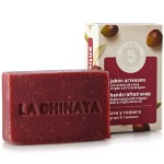 Handcrafted Soap 'Antioxidant' Grape & Rosemary - La Chinata