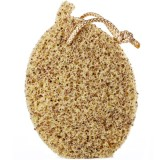 Exfoliating Body Sponge with Olive Pits - La Chinata
