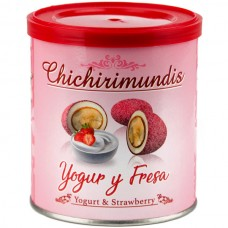 Yogurt and Strawberry Chichirimundis - El Barco Delice (150 g)