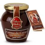 Chocolate and Hazelnut Spread - El Barco Delice (350 g)