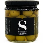 Whole Anchovy-Flavoured Olives - Serrano