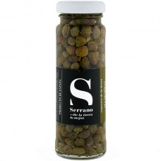 Capers in Sherry Vinegar - Serrano (100 g)