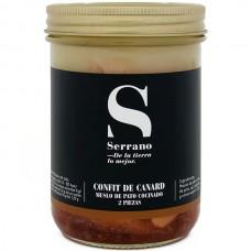 Duck Confit - Serrano (675 g)
