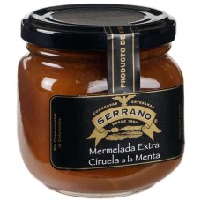 Plum and Mint Jam - Conservas Serrano (235 g)