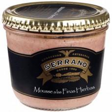 Mousse with Fine Herbs - Conservas Serrano (190 g)