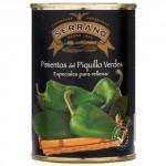 Green 'Piquillo' Peppers (Whole) - Conservas Serrano (Tin - 390 g)