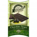 Dark Chocolate with Olive Oil - El Canario (75 g)
