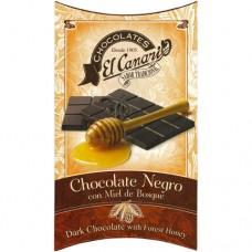 Dark Chocolate with Forest Honey - El Canario (75 g)