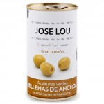 Anchovy-Stuffed Green Olives - Jose Lou