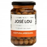 Whole 'Arbequina' Olives - José Lou (355 g)