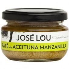 'Manzanilla' Olive Pâté - Jose Lou