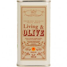 Extra Virgin Olive Oil 'Empeltre' - Living & Olive (Can - 250 ml)