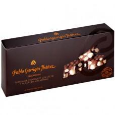 Turron 'Milk Chocolate & Macadamia Nuts' - Pablo Garrigos