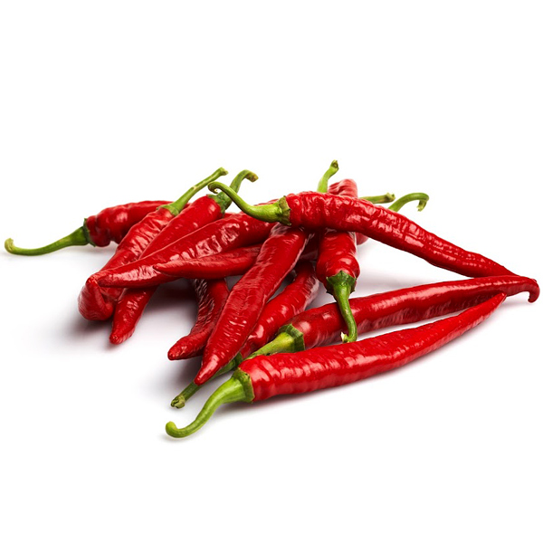Hot Smoked Dried Peppers from La Vera - La Chinata (25 g)