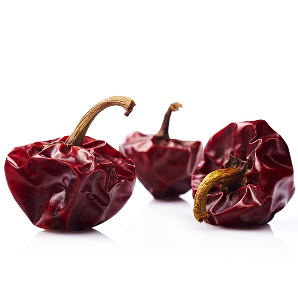 Sweet Smoked Dried Ñora Peppers from La Vera - La Chinata (25 g)