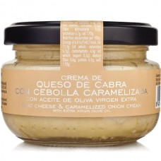 Goat Cheese and Caramelised Onion Spread - La Chinata