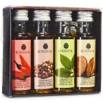 Extra Virgin Olive Oil '4-Flavour Mini Pack' - La Chinata (4 x 25 ml)