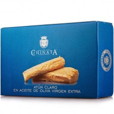 Light Tuna in Extra Virgin Olive Oil - La Chinata (115 g)