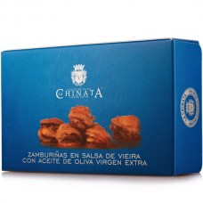 'Zamburiñas' in Scallop Sauce - La Chinata (115 g)