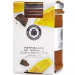 Orange Marmalade with Chocolate - La Chinata