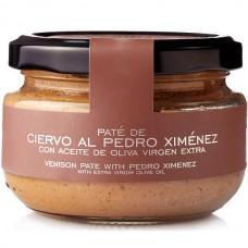 Venison Pâté with Pedro Ximenez - La Chinata (120 g)