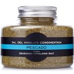 Seasoned Himalayan Salt 'Fish' - La Chinata (200 g)