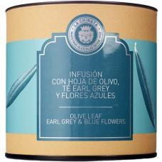 Olive Leaf Tea 'Earl Grey & Blue Flowers' - La Chinata
