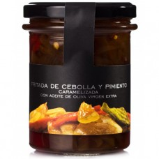 Caramelized Onion and Pepper 'Fritada' - La Chinata (220 g)