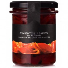Roasted Red Peppers in Syrup - La Chinata (220 g)