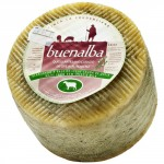 Cured Sheep Cheese 'Rosemary' - Buenalba