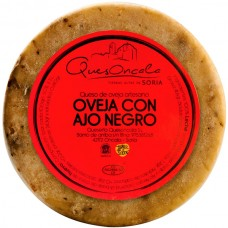 Sheep Cheese with Black Garlic - QuesOncala