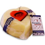 Sheep Cheese 'Lover's Heart' - Sierra de Albarracin