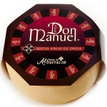 Aged Sheep Cheese 'Don Manuel' - Sierra de Albarracin