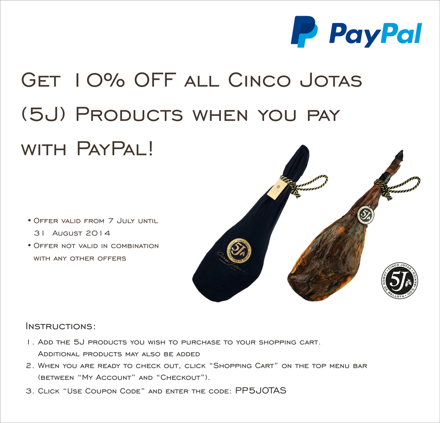 PayPal Exclusive Offer