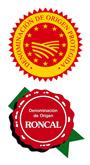 Logo PDO Roncal