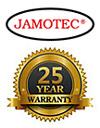 Jamotec 25-Year Warranty