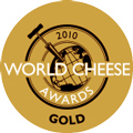 World Cheese Award 2010 Gold