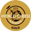 World Cheese Award 2010 Gold