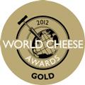 World Cheese Award 2012 Gold