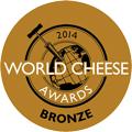 World Cheese Awards 2014 Bronze