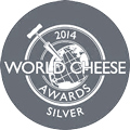 World Cheese Award 2014 Silver