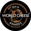 World Cheese Award 2015 Bronze