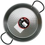 Valencian Paella Pan (Polished Steel) - Vaello
