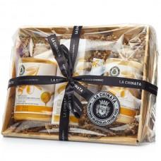 Honey Cosmetics Basket 'Classic Line' - La Chinata