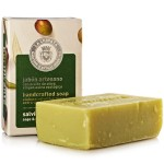 Handcrafted Soap 'Purifying' Sage & Lemongrass - La Chinata