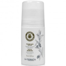 Unisex Roll-On Deodorant 'Natural Edition' - La Chinata (75 ml)