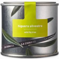 Scented Candle 'Wild Fig Tree' (Tin) - La Chinata